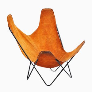 Butterfly Chair by Jorge Hardoy Ferrari for Knoll, 1970s