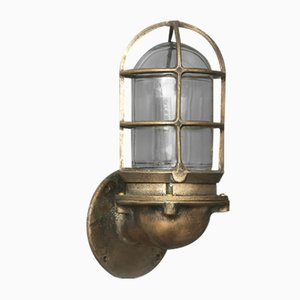 Vintage Cargo Ship Light from Oceanic