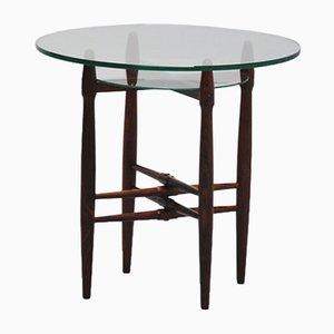 Mesa auxiliar vintage de Poul Hundevad para PJ Furniture