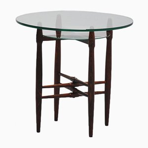Table d'Appoint Vintage par Poul Hundevad pour PJ Furniture