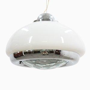 Lámpara colgante vintage de Pia Guidetti para Lumi