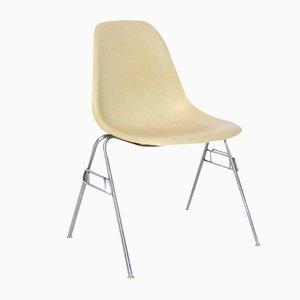 Silla modelo DSS-N vintage de fibra de vidrio de Ray & Charles Eames para Herman Miller