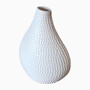 Schwedische Mid-Century Keramik Reptil Vase von Stig Lindberg für Gustavsberg