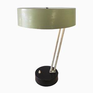 Lámpara de escritorio industrial de H. Th. J. A. Busquet para Hala Zeist, años 50