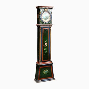 Reloj de pie danés, década de 1840