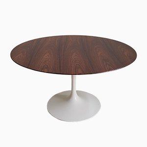 Tulip Tisch aus Palisander von Eero Saarinen für Knoll International, 1970er