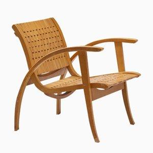 Sessel von Erich Dieckmann für Gelenka, 1930er