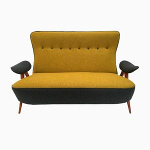 Model 105 Hair Pin Sofa by Theo Ruth for Artifort, 1957