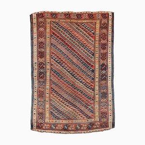 Antique Middle Eastern Handmade Rug, 1860s