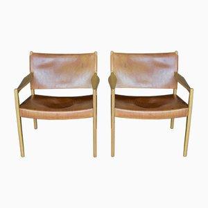 Mid-Century Premiär Sessel von Per Olof Scotte für Ikea, 1950er, 2er Set