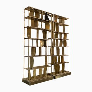 Bookcase by Franco Mariotti for Edizioni Flair, 2016
