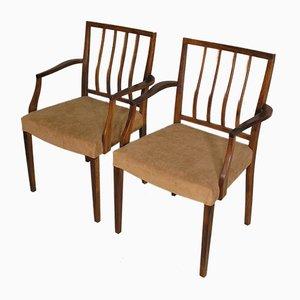 Mid-Century Dorrington Stühle von Robert Heritage für Archie Shine, 2er Set