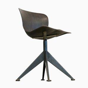 Chaise de Bureau Mid-Century Modèle FFF de Pagholz Flötotto