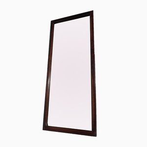 Mid-Century Danish Rosewood Mirror by Aksel Kjersgaard for Odder, 1950s