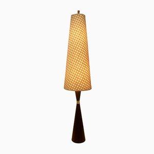 Dänische Palisander Stehlampe, 1960er