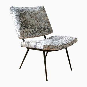 Bezogener Stuhl, 1950er