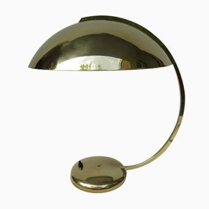 HALA 38 Table Lamp in Brass from Hannoversche Lampenfabrik GmbH, Wehrkamp-Richter & Co., 1930s