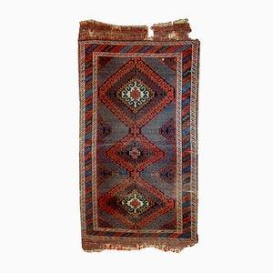 Tapis Baluch Antique Fait Main, Afghanistan, 1900s
