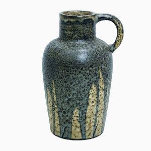 Niederländische Mid-Century Keramikvase von Hannie Mein