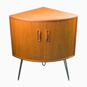 Small Mid-Century Teak Corner Cabinet from G-Plan