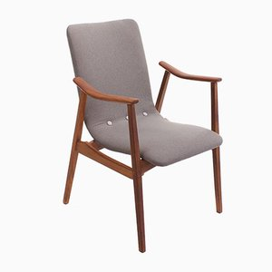 Vintage Armchair by Louis van Teeffelen for Webe