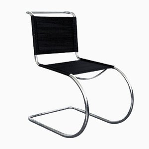 Tubular Steel Chair by Ludwig Mies van der Rohe, 1930s