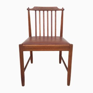 Chaise de Bureau Scandinave, 1960s