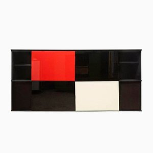 Vintage Acerbis Sideboard by Lodovico Acerbis and Giotto Stoppino, 1980s
