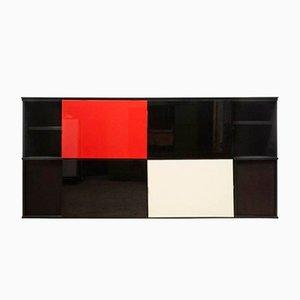 Vintage Acerbis Sideboard von Lodovico Acerbis und Giotto Stoppino, 1980er