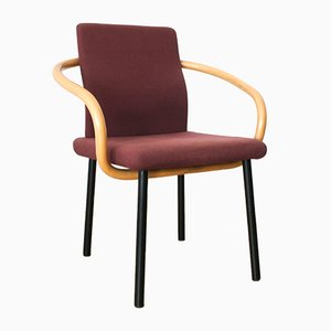 Purple Mandarin Chair by Ettore Sottsass for Knoll