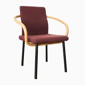 Purple Mandarin Chair by Ettore Sottsass for Knoll