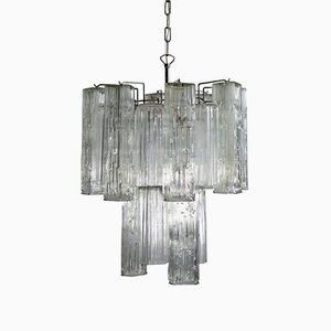 Vintage Murano Glass Chandelier from Murano