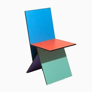 Sedia Vilbert di Verner Panton per Ikea, anni '90