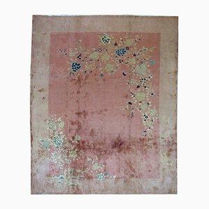 Tappeto Art Déco fatto a mano, Cina, anni '20