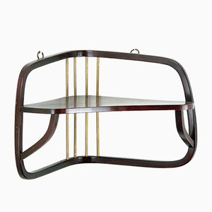 No. 58 Viennese Secession Shelf from Thonet, 1900s