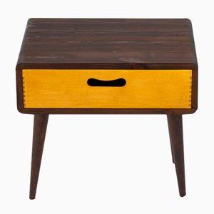 Tavolino con cassetto Mid-Century