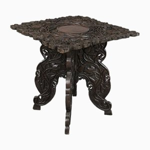 Table d'Appoint Antique, Inde