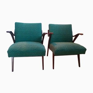 Armchairs from Tatra Pravenec, 1960s, Set of 2
