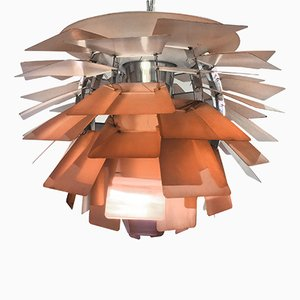 Vintage Artichoke Lamp by Poul Henningsen for Louis Poulsen