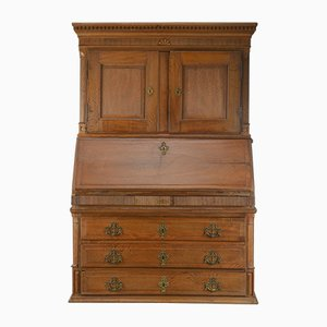 Baroque Danish Secretaire, 1800
