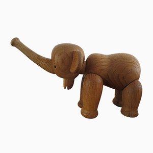 Vintage Elefant von Kay Bojesen, 1970er