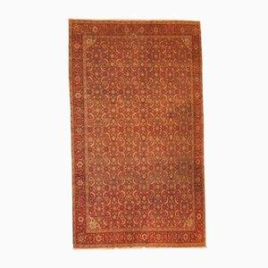 Alfombra Amritsar india antigua hecha a mano, década de 1900