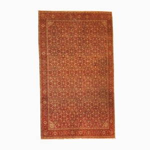 Antique Indian Amritsar Handmade Rug, 1900s