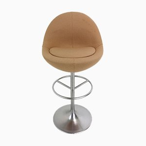 Swedish Venus Bar Stool by Borje Johanson for Johanson Design