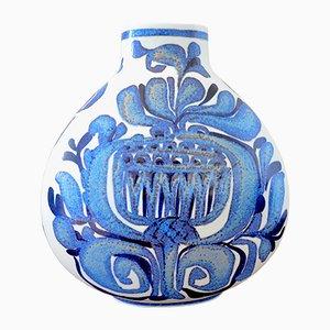 Vase Aluminia Tenera par Kari Christensen pour Royal Coppenhagen, 1960s