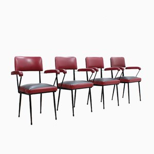 Mid-Century Dining Chairs by RIMA Padova, Set of 4