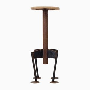 Bar Stool by Arpad Földessy, 1981
