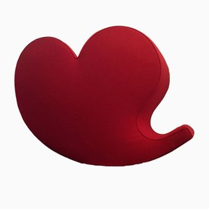Vintage Soft Heart Rocking Chair by Ron Arad for Moroso