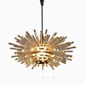 Lámpara de araña Miracle de Friedl Bakalowits para Bakalowits & Söhne, años 60