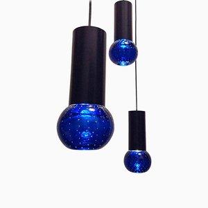Lampes à Suspension par Gino Sarfatti pour Arteluce, 1950s, Set de 3